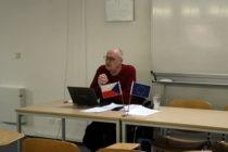 Přednáška prof. Bělohradského o politické kultuře a populismu