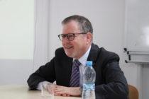 Návštěva velvyslance Státu Izrael J. E. Daniela Merona