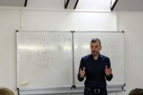 Přednáška PhDr. Železného o politické žurnalistice