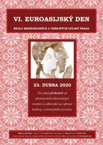 Pozvánka na VI. Euroasijský den – PŘESUNUT NA ZÁŘÍ
