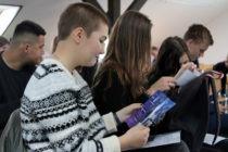 Den s Diplomatickým fórem a uvedení nových žáků do odborné praxe